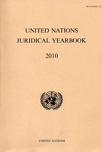 United Nations Juridical Yearbook 2010