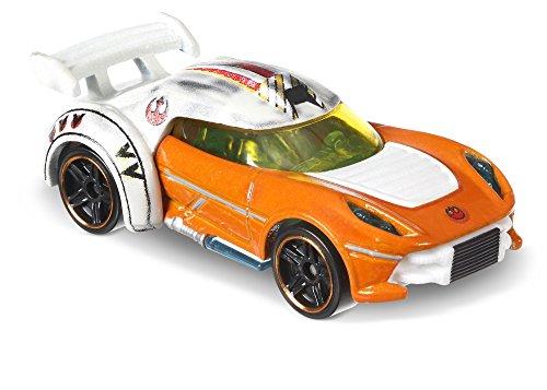 Hot Wheels Star Wars Character Cars 40th New Hope Luke Skywalker Vehicle