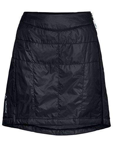VAUDE Damen wo Sesvenna Skirt Rock, Schwarz (black), Gr. 38/S