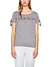 edc by Esprit 057cc1k012, T-Shirt Femme