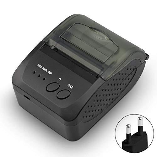 Kompatibles Farbband, Schwarz Tintenpatrone (Tianxiu Etikettendrucker POS-5809LN 58 MM Drahtloser Bluetooth-Thermobondrucker Unterstützung Für Windows 7 Android 1 IOS USB-Drucker)