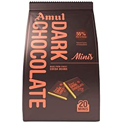 Amul Dark Chocolate Gable Top