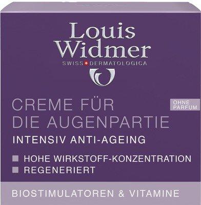 WIDMER Creme f. Augenpartien unparf, 30 ml
