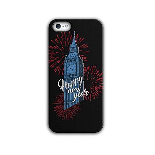 Groß Ben Turm Vereinigtes Königreich Neu Jahr London Groß Ben iPhone 5 / 5S Hülle | Wellcoda