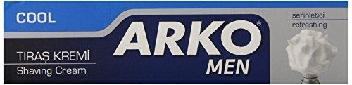 Arko Rasiercreme Cool 3-er Pack