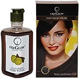 Oxyglow Amla & Shikakai Hair Toinc With Oxyglow Hair Colour Cream-Brown