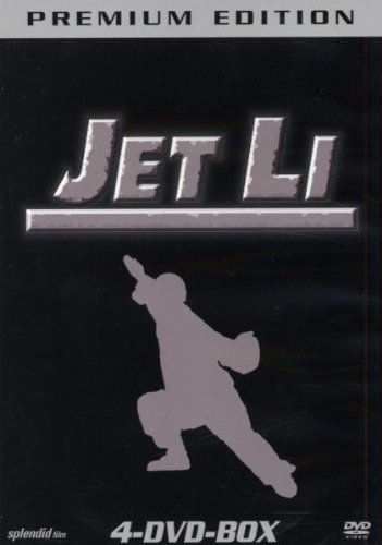 Jet Li 4-DVD Box (Premium Edition)