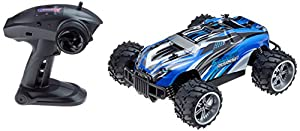 ThomaxX T760Radio Gra peces bestuurbare Auto Schaal 1: 16x de Truggy Crocodile RTR, unisex de Child
