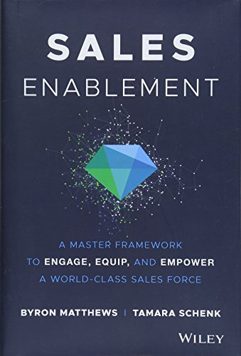 Sales Enablement: A Master Framework to Engage, Equip, and Empower a World-Class Sales Force por Byron Matthews