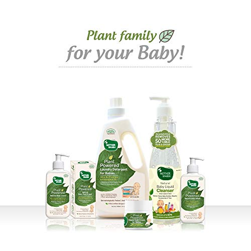 Mother Sparsh Plant Powered Natural Baby Lotion, 200 ml