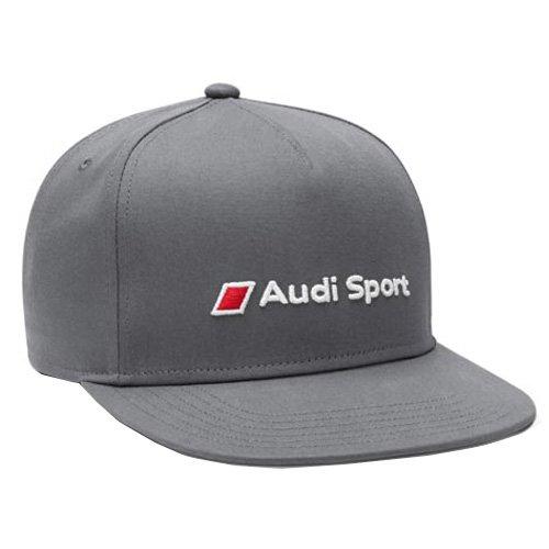 Snapback Cap, Basketballkappe Audi, in grau, 3131500300