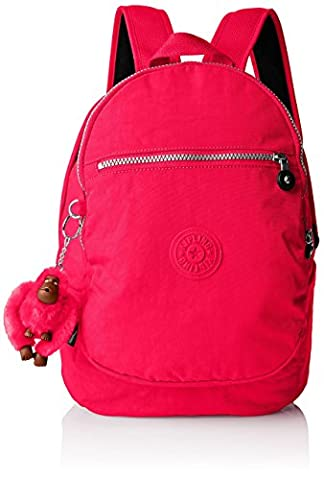 Kipling Womens Clas Challenger Backpack Flamboyant
