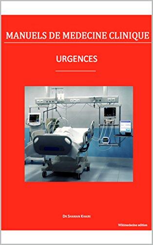 Urgences (Manuels de médecine clinique) par Shanan Khairi