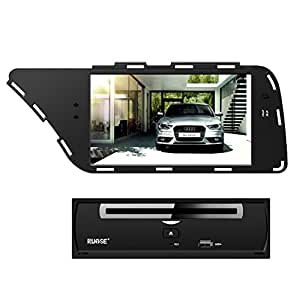 rupse auto gps navigation system autoradio mit bildschirm. Black Bedroom Furniture Sets. Home Design Ideas