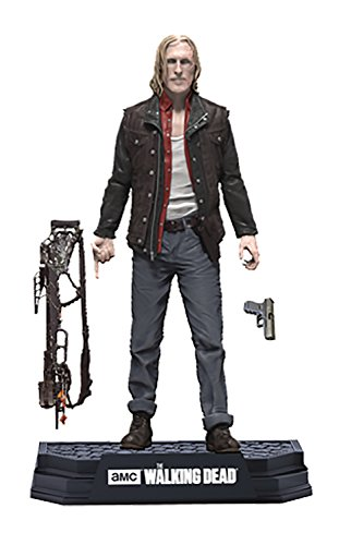 (Unbekannt Walking Dead 14860 TV Dwight Actionfigur, 17,8 cm)