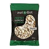 #6: nutndiet Fresh Crunchy Cashews Pieces (250g)