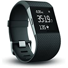Fitbit Surge Ultimate Fitness Super Watch, Small (Black)