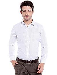 Donear NXG Mens Formal Shirt_SHIRT-1341-BLACK