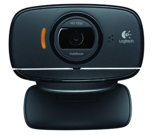 Logitech C525 HD Webcam - 720p