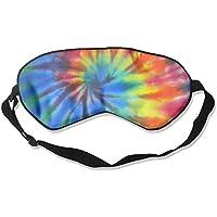 Rainbow Tie-Dye 99% Eyeshade Blinders Sleeping Eye Patch Eye Mask Blindfold For Travel Insomnia Meditation preisvergleich bei billige-tabletten.eu
