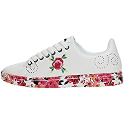 Desigual Shoes_Cosmic Microrapport, Scarpe da Ginnastica Basse Donna