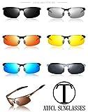 ATTCL Sport Sonnenbrille - 5