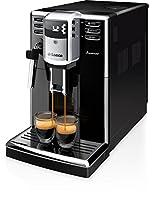 Saeco INCANTO CLASSIC1.8 L, 1850 W, 15 bar, 215x429x330 mm, PlasticaSpecifiche:TipologiaEspresso machineTipologia CaffettieraAutomaticaCompletamente AutomaticoCaffèTipo di CaffèChicchi di caffè, Caffè macinatoPressione Pompa15 barTipi di Beva...