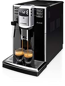 Saeco Incanto HD8911/02 Macchina da Caffè Automatica, con Filtro AquaClean, Macine in Ceramica, Pannarello Classico