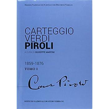 Carteggio Verdi-Piroli