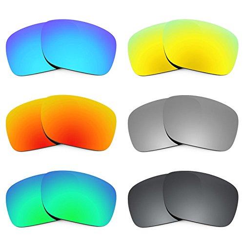 Revant Ersatzlinsen für Oakley Holbrook Polarisiert 6 Paar Kombipack K025