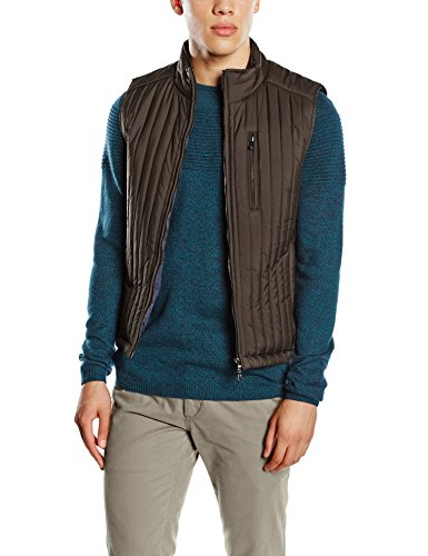 hackett-london-channel-quilt-gilet-chaleco-sin-manga-para-hombre-color-brown-talla-s