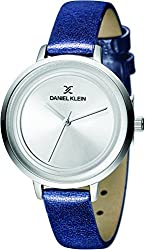 Daniel Klein Analog Silver Dial Womens Watch-DK11374-4