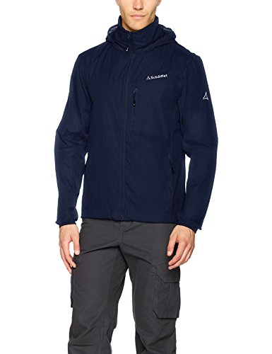 Schöffel Herren Windbreaker M Jacke dress blue