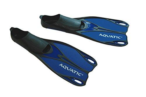Aqua Speed® Aquatic Laguna Schwimmflossen Taucherflossen Flossen Schnorchelflossen (Fußtasche, Größe 28 - 45, bewährte Qualität)