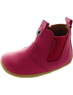Bobux Step Up Jodphur Boot - Patucos de piel para niña rosa rosa