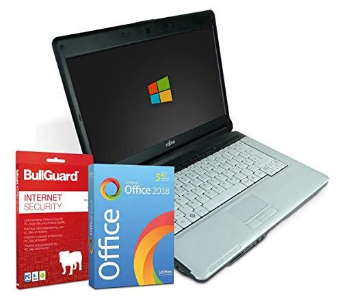 "14\"" | Business Notebook | Intel Core i5-520M @ 2,4GHz | 8GB DDR3 | 256GB SSD | DVD-Brenner | Windows 10 Pro | BullGuard | SoftMaker Office (Zertifiziert und Generalüberholt)"