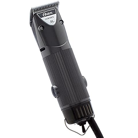 Oster Golden A5 Two Speed Animal Grooming Clipper with Detachable Cryogen-X #10 Blade