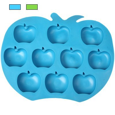 Silicone Ice Cube Tray/Ice Cube Tray/Fun Ice – Apple Apples Fruit Style