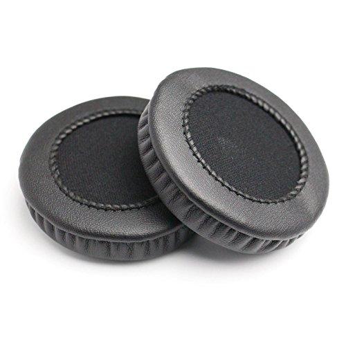 Shinecozy Premium Kopfhörer Eiweiß Leder Schaumstoff Ohr Polster, Headset Ohr Pads Ersatz Austausch Reparatur Teile(Für Universal Durchmesser 70MM) - 4