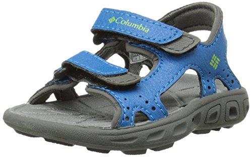 Columbia TODDLER TECHSUN VENT Jungen Trekking- & Wanderhalbschuhe Blau (405)