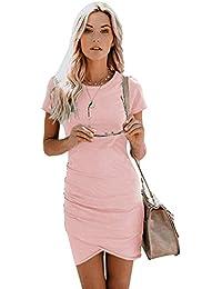 1b1d7f3da7 Amazon.it: vestiti donna eleganti - A tunica / Vestiti / Donna ...