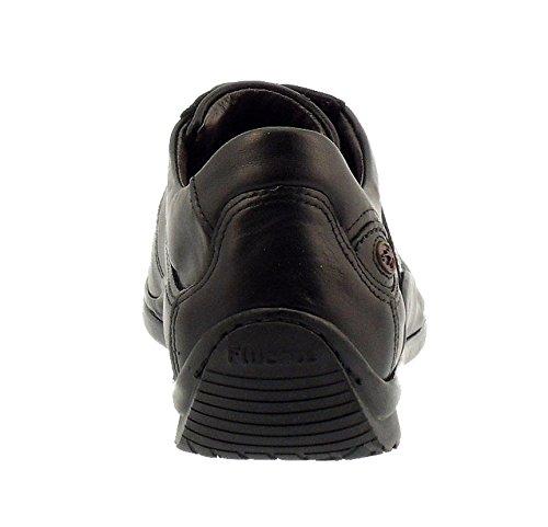 Fluchos Chaussures Lacets 6217 Noir