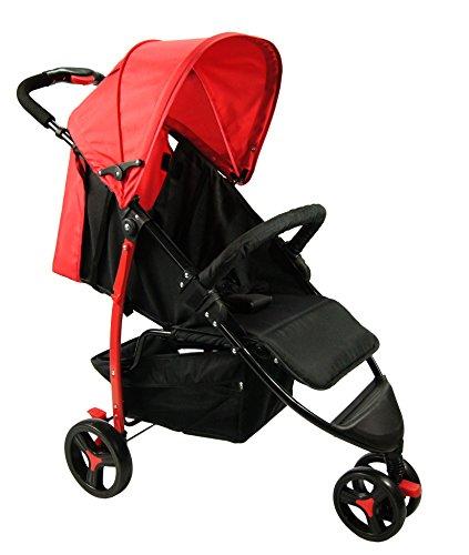 Red Kite Baby Push Me (Metro Flame)