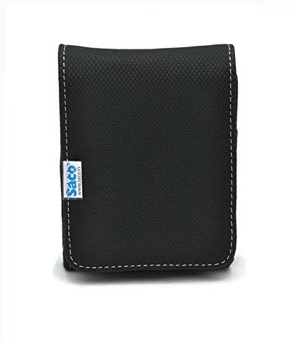Saco Hard Disk Wallet for Seagate Backup Plus Slim 1 TBExternalHardDisk - Black