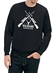 Hunting Club Sweater Negro Certified Freak