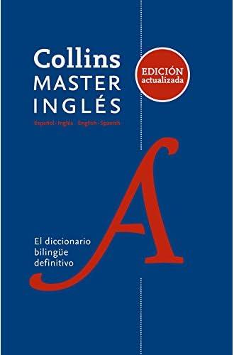 Master Inglés: Diccionario Bilingüe Español