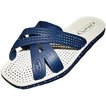 superior quality b46ad 9863c Amazon.it: sensi ciabatte - Blu