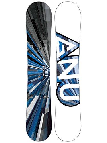 Gnu Herren Freestyle Snowboard Asym Carbon Credit BTX 159 2018