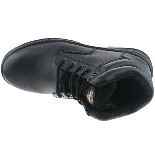 Dickies Deltona, Chaussures de sécurité homme Noir