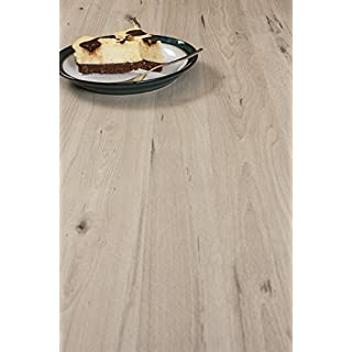 Helles Holz - Resopal Küchenarbeitsplatten (3m × 600mm × 38mm)
